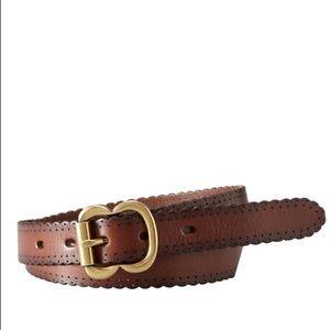 FOSSIL Jean belt